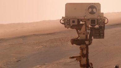 صورة سلوكٌ غريب للأكسجين على المريخ
