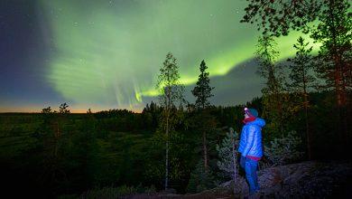Photo of يساعد المواطنون العلماء على اكتشاف حالات جديدة للشَّفَق القطبي