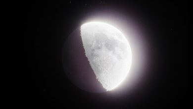 صورة التقاط الصور الفلكية
