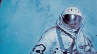 Photo of آلكسي ليونوف: أول من سار في الفضاء