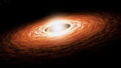 صورة سؤال وجواب مع باحث في غبار النجوم