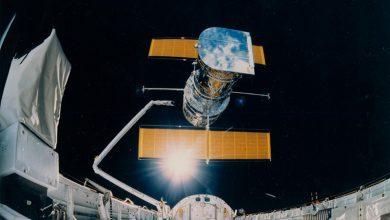 صورة الذكرى 30 لإطلاق تلسكوب هابل الفضائي