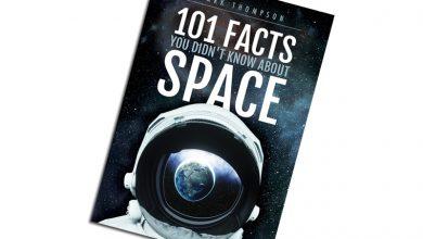 صورة 101 حقيقة لم تكن تعرفها عن الفضاء