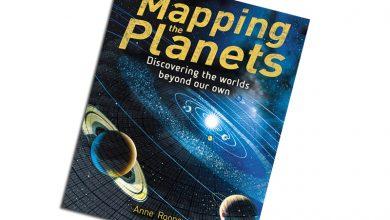صورة رسم خريطة الكواكب اكتشاف العوالم الأخرى خارج كوكبنا