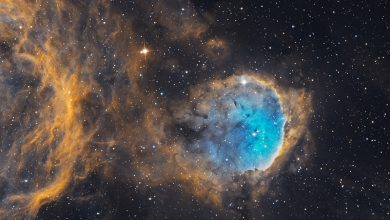 صورة NGC 3324