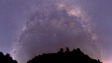 صورة بانوراما مجرة درب